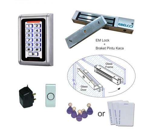 Kunci Magnet Digital RFID CELTECH